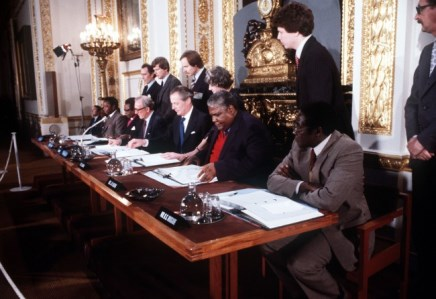 What The Lancaster House Conference Achieved Celebrating Being Zimbabwean Zimbabwe lancaster house agreement