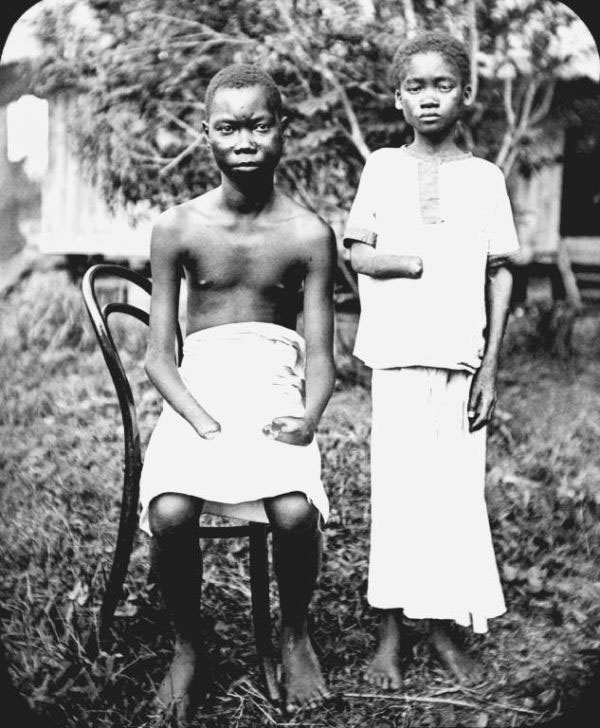 slavery and king leopold The story in king leopold's ghost is a powerful one -- colonization taken to its extreme -- but the book is rendered mediocre by the author's trite moralizing, lack of historical rigor, and tiresome reliance on depicting every actor with either a halo or horns.