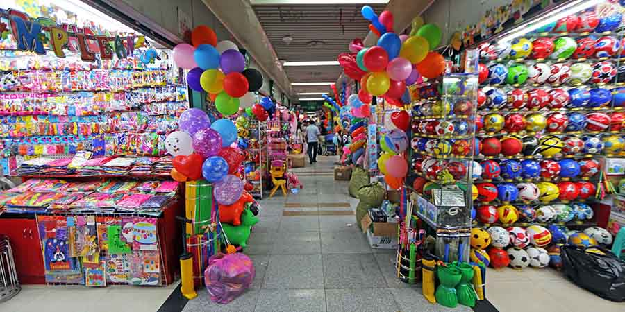 Tracing Yiwu Market S Footprints Part One Largest Small